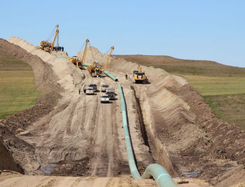 Black Snake Bleeding Out: How DAPL Is Duping Investors
