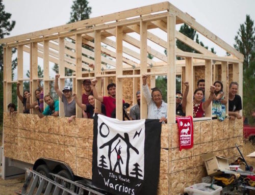 ACTION: Building Solar-Powered Homes in the Path of Kinder Morgan