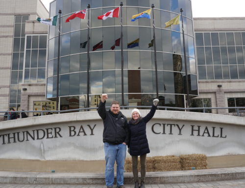 The City with the Giant Heart: Taking the Leap in Thunder Bay