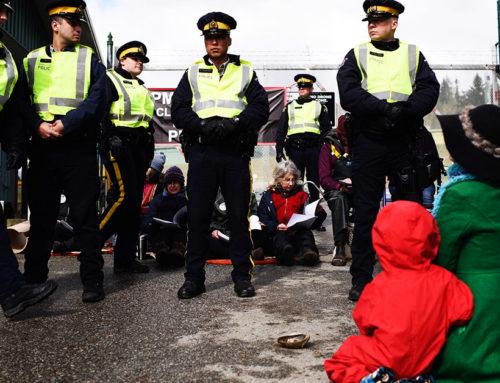 Call Liberal MPs: Stop Kinder Morgan
