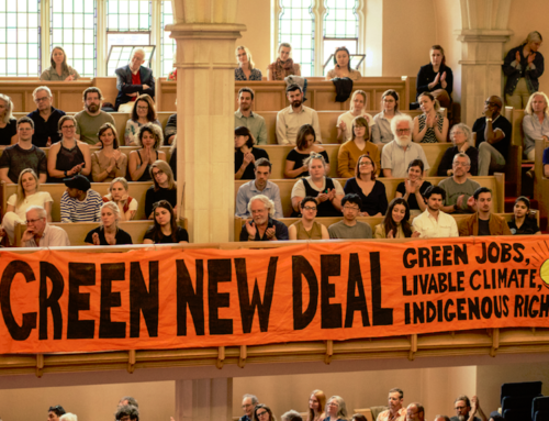 Avi Lewis: In the midst of converging crises, the Green New Deal is the answer (Globe & Mail)