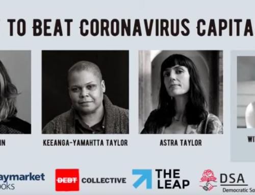 Webinar: How to Beat Coronavirus Capitalism