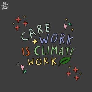 Care Work Climate Work - WooQiyun